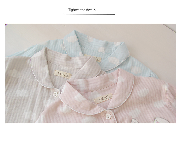 women cotton pajamas