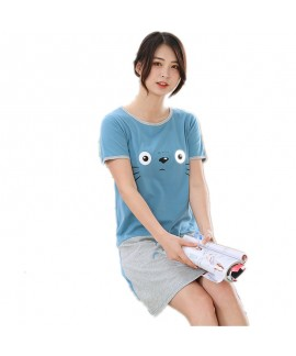 New pure cotton pajamas and onesies for women comfy parent-child sleepwear for sale