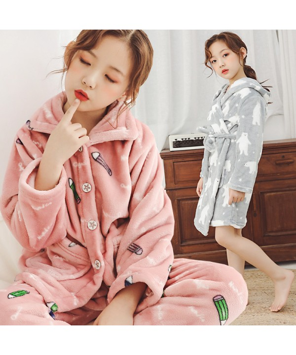 Soft Children's pajamas 2018 for spring cheap boys...