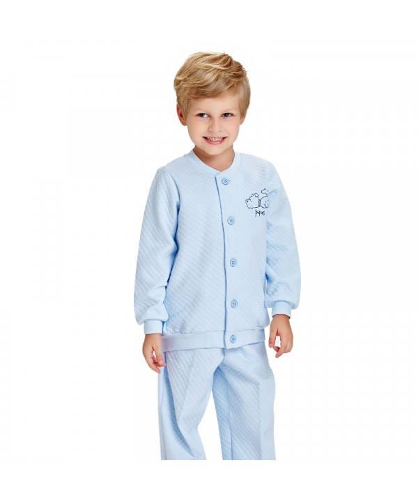 Children's thin cotton pajamas,Comfortable boys pa...