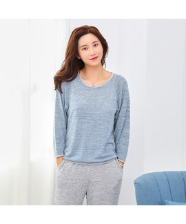Color Cotton Yarn Can Be Worn Outside Casual Home ...