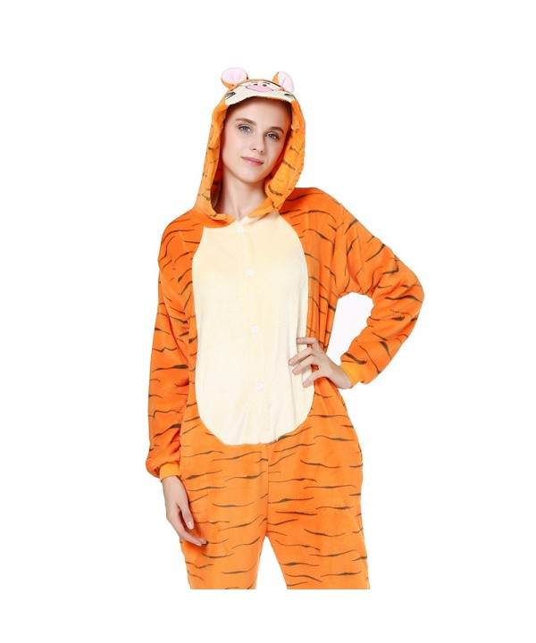 lovely Tigger cartoon animals Onesie Costumes chea...