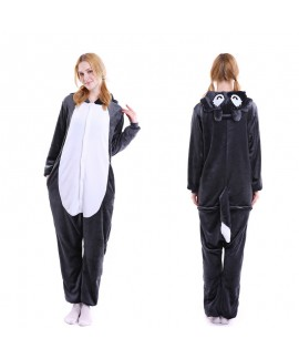 Cosplay lovely animals Onesie lounge pajamas for w...