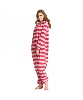 New couple animal cartoon pajamas and onesies ches...