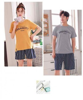 New Korean casual home service short-sleeved cotto...