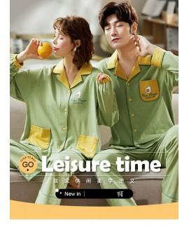 new style Korean cardigan models cotton long-sleev...