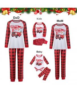 Christmas parent-child Winter plus velvet warmth r...