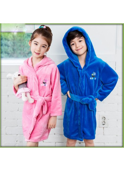 Comfy set of pajamas for children cheap pajamas and robe sets