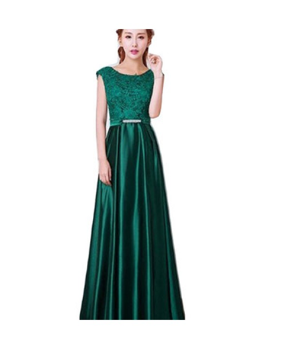 The  elegant temperament evening dresses, the collect waist and the evening dress