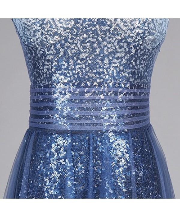 women's sequins Starry skirts, sexy gauze Sling Dress