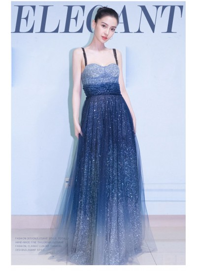 women's sequins Starry skirts, sexy gauze Sling Dress