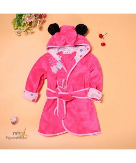 Cartoon pajamas and robe sets for children Cheap M...