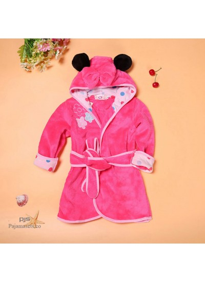Cartoon pajamas and robe sets for children Cheap Multicolored sleepwear sets