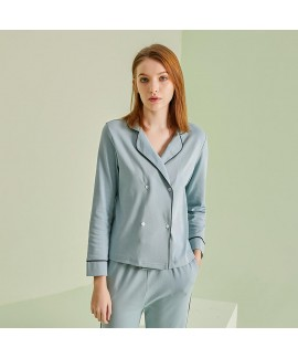 2020 new Pajama women's cotton sleepwear for sprin...